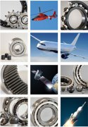 What are thrust ball bearings?