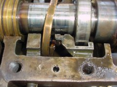 What causes thrust bearings failure?